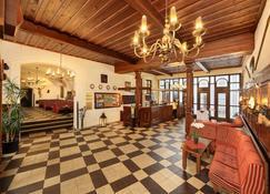 Hotel Ruze - Český Krumlov - Lobby