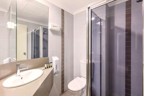 貝斯特韋斯特普拉斯花園城市酒店 - 納爾邦達 - 堪培拉 - 浴室