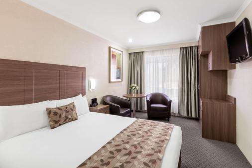 貝斯特韋斯特普拉斯花園城市酒店 - 納爾邦達 - 堪培拉 - 臥室