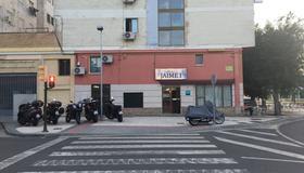 Hostal Jaime I - Huesca - Edificio