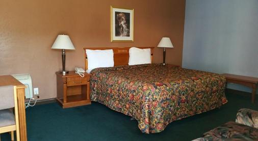Del Aire Inn - Inglewood - Chambre