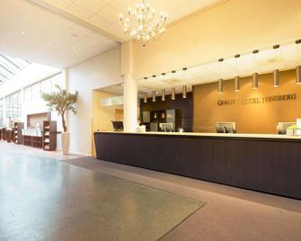 Quality Hotel Tonsberg - Tønsberg - Rezeption