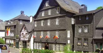 Hotel Restaurant Graf Rolshausen - Monschau - Gebouw