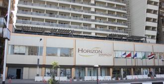 Horizon Shahrazad Hotel - Κάιρο - Κτίριο