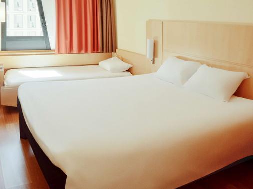 宜必思馬賽歐洲地中海中心酒店 - 馬賽 - 馬賽 - 臥室