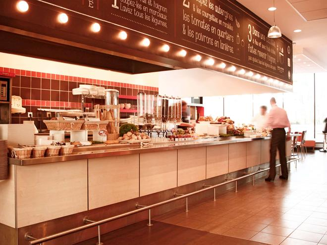 Ibis Marseille Centre Euroméditerranée - Marseille - Buffet