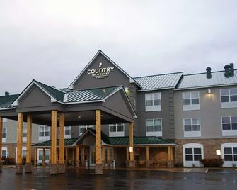Country Inn & Suites by Radisson, Houghton, MI - Houghton - Gebouw