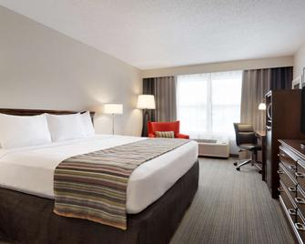 Country Inn & Suites by Radisson, Houghton, MI - Houghton - Bedroom