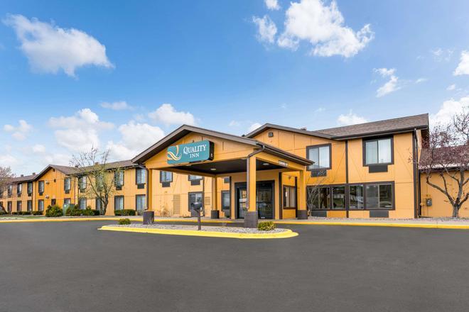 Quality Inn Marquette - Marquette - Κτίριο