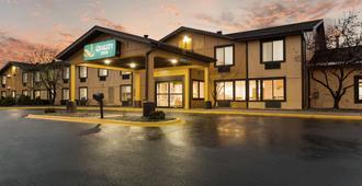 Quality Inn - Marquette - Κτίριο