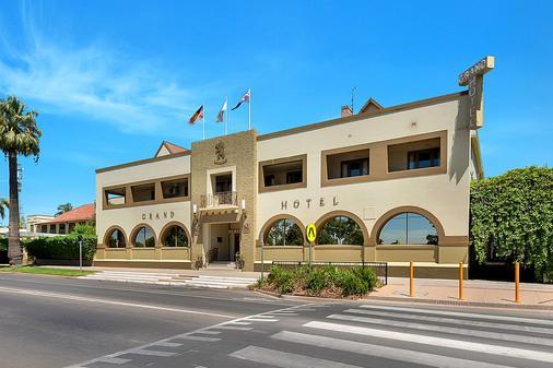 Quality Hotel Mildura Grand - Mildura - Rakennus