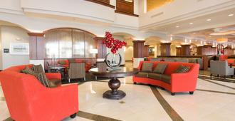 Drury Plaza Hotel Indianapolis Carmel - Indianápolis - Lounge