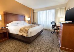 德魯廣場印第安納波利斯卡梅爾酒店 - 印第安那波里 - 印第安納波利斯 - 臥室