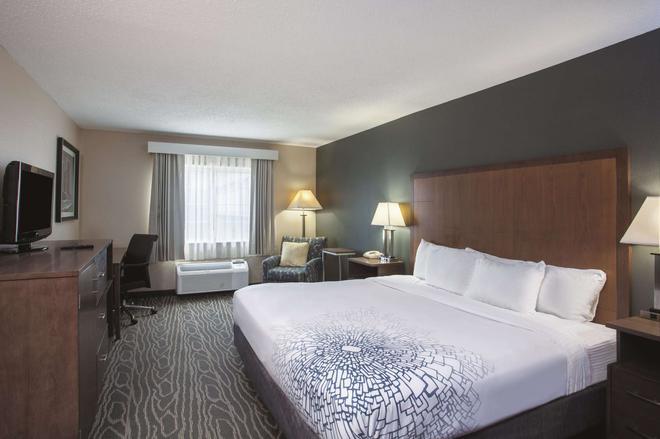 La Quinta Inn by Wyndham Richmond South - Richmond - Bedroom