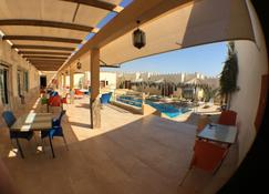 Red Sea Dive Center - Hotel & Dive Center - Aqaba - Piscina