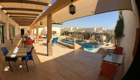 Red Sea Dive Center - Hotel & Dive Center - Akaba - Pool