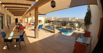 紅海潛水中心酒店 - 阿卡巴 - 亞喀巴 - 游泳池