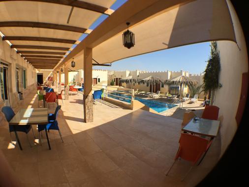 Red Sea Dive Center - Hotel & Dive Center - Aqaba - Bể bơi