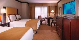 美洲坎薩斯城卡西諾酒店 - 堪薩斯市 - 堪薩斯城 - 臥室