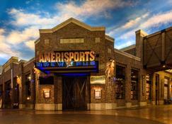 Ameristar Casino Hotel Kansas City - Κάνσας Σίτυ - Κτίριο