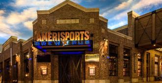 Ameristar Casino Hotel Kansas City - קנזס סיטי - בניין