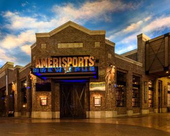 Ameristar Casino Hotel Kansas City - Kansas City - Building