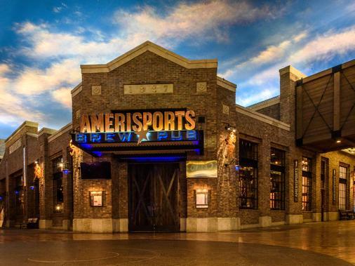 Ameristar Casino Hotel Kansas City - Kansas City - Toà nhà