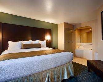 Best Western Plus University Inn - Marion - Schlafzimmer