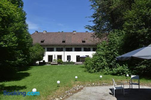 Cor-Resort - Boutique Villa - Brannenburg - Building