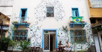 Solar Hostel Beach Copacabana - Rio de Janeiro - Building