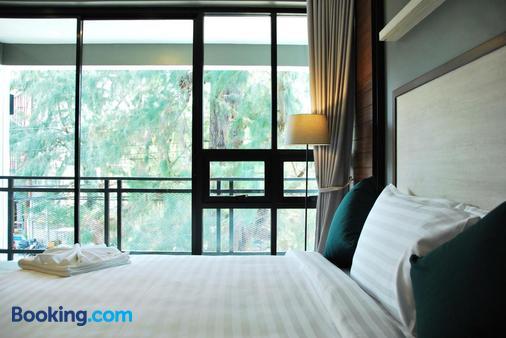 Bluemoon Hotel Cha-Am - Cha-am - Phòng ngủ
