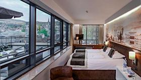Hotel President Sarajevo - סרייבו - חדר שינה