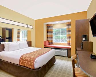 Microtel Inn & Suites by Wyndham Princeton - Princeton - Slaapkamer