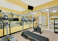 Microtel Inn & Suites by Wyndham Princeton - Princeton - Fitnessbereich
