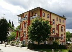 Hotel Almrausch - Bad Reichenhall - Rakennus