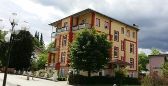 Hotel Almrausch - Bad Reichenhall - Κτίριο