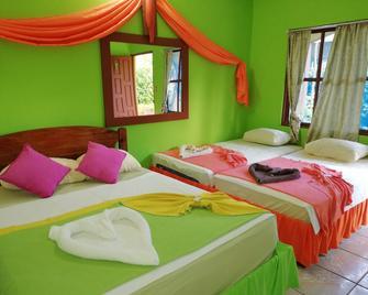 Hotel Tortuguero Natural - Tortuguero - Schlafzimmer