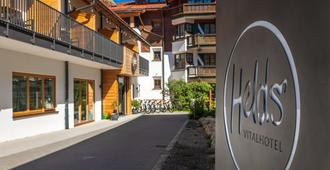 Helds Vitalhotel - Ruhpolding - Outdoors view