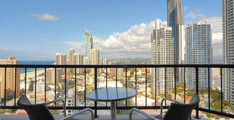 Mantra on View Hotel - Surfers Paradise - Ban công