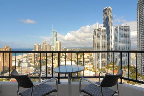 Mantra on View Surfers Paradise - Surfers Paradise - Balcony