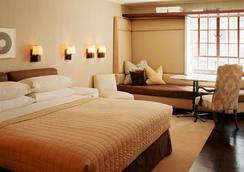 City Club Hotel - New York - Phòng ngủ