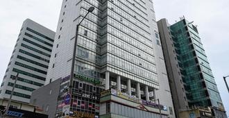 Haeundae Seacloud Hotel Residence - Busan - Toà nhà