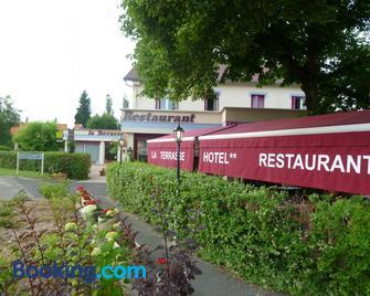 Auberge de la Terrasse - Villersexel - Building