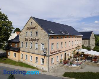 Landhotel Zum Erbgericht Heeselicht - Stolpen - Gebäude