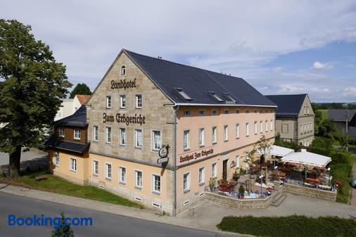 Landhotel Zum Erbgericht - Stolpen - Bâtiment