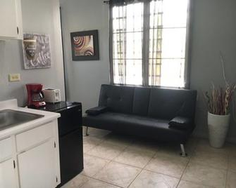 Boricua Apartments - Rincon - Living room