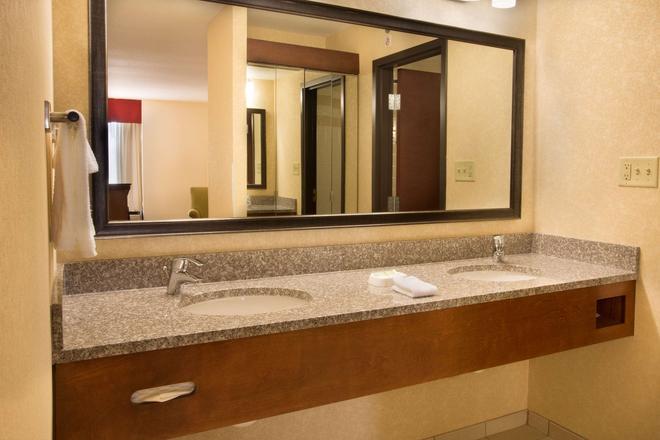 德魯里 & 夏洛特大學園區套房酒店 - 夏洛特 - 夏洛特 - 浴室
