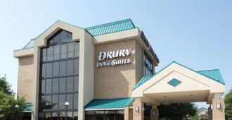 Drury Inn & Suites Charlotte University Place - Charlotte - Edificio