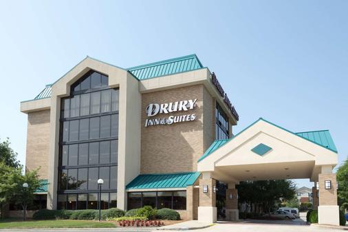 Drury Inn & Suites Charlotte University Place - Charlotte - Building
