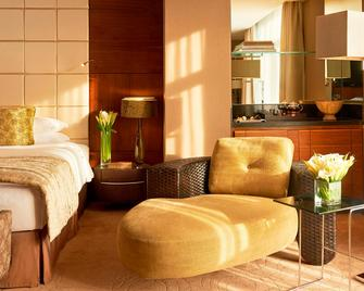 Intercontinental Hotels Amman (Jordan) - Amman - Bedroom